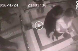 Video: intent� abusar de una mujer y recibi� una paliza