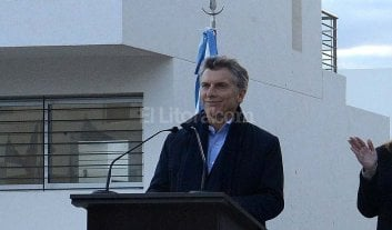 """Macri consider� """"una pol�tica equivocada"""" la aprobaci�n de la ley antidespidos"""
