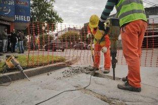 El municipio comenz� con el plan de Reconstrucci�n