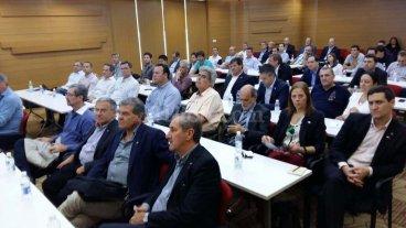 Comenz� la misi�n comercial e Institucional de la Regi�n Centro en China