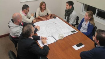 La provincia coordina acciones de seguridad con el municipio de Santo Tom�