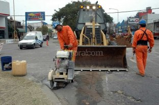 Municipio y ASSA trabajan en conjunto por el arreglo de calles