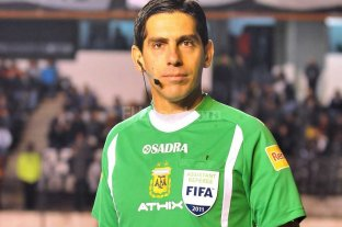 El santafesino Gustavo Rossi, designado para la Copa Am�rica