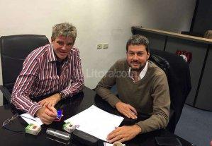 Col�n y San Lorenzo cerraron la operaci�n por Alan Ruiz