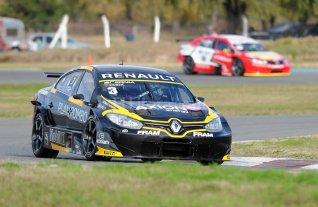 """Dominio de Pern�a y los Renault en el """"Oscar Cabal�n"""""""