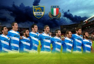 Estos son los ganadores del sorteo de entradas de Los Pumas - Italia