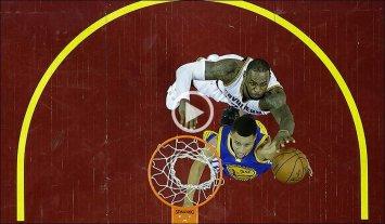 Video: mir� las mejores jugadas del a�o de la NBA