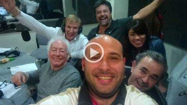 Video: conoc� al mejor imitador del f�tbol argentino