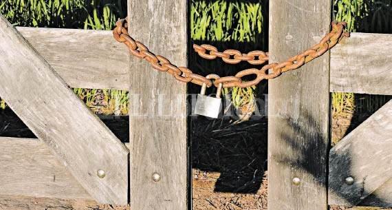 La inseguridad tambi�n es rural