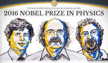 Nobel de F�sica para investigaciones sobre los estados de la materia
