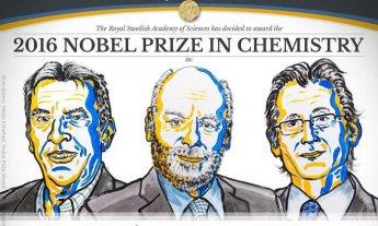 Nobel de Qu�mica a las diminutas m�quinas moleculares
