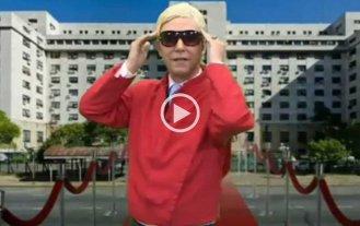 Video: Tarico imit� a Oyarbide por su cambio de look