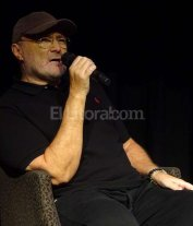 Luego de una d�cada, Phil Collins volver� a los escenarios