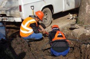 Poca presi�n de agua en tres barrios del oeste de Santa Fe