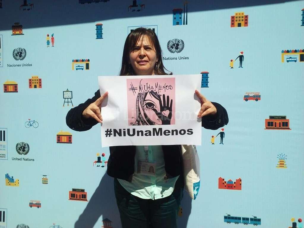 #NiUnaMenos retumb� en Habitat3