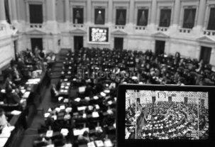 Diputados le dio media sanci�n al proyecto de boleta electr�nica