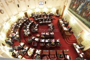 Media sanci�n al proyecto de ley de Paridad de G�nero
