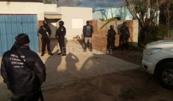Delegado gremial detenido con marihuana y coca�na