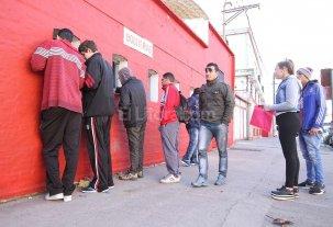 Este martes comienza la venta de entradas para el partido Uni�n-River en Mar del Plata