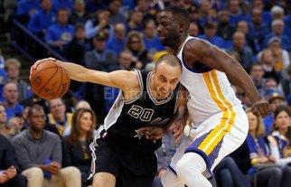 Comienza la NBA con el debut de San Antonio ante Golden State