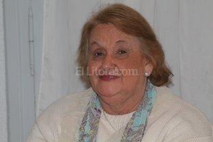 Homenaje a Mar�a Guadalupe Allassia