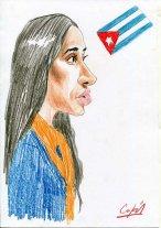 Yoani S�nchez y las controversias  de la oposici�n cubana