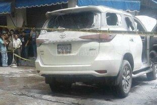 Asesinan a alcalde guatemalteco