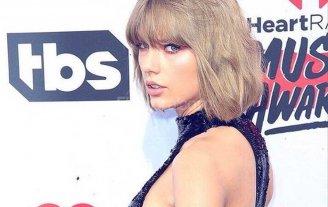 Taylor Swift dice que ella escribi� el �ltimo �xito de Calvin Harris