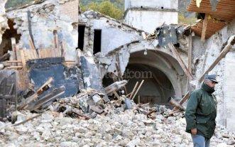 Un terremoto de magnitud 4,4 vuelve a sacudir a Italia