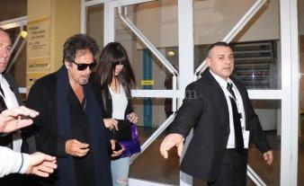 Al Pacino en Buenos Aires