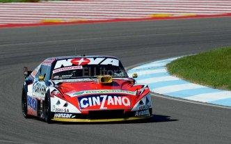 Mat�as Rossi tiene la pole provisoria en Toay
