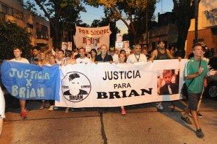 Liberaron al adolescente sospechado de ser el asesino de Brian Aguinaco