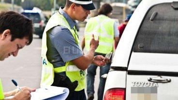 Una multa de tránsito en Córdoba puede llegar a los 41.000 pesos