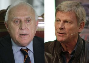 El gobernador removió al titular de Recursos Hídricos