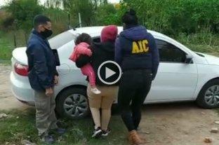 Video: detuvieron a una pareja acusada del homicidio de Mauricio Ruiz En barrio Las Vegas de Santo Tomé