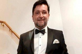 El tenor paranaense Fabián Solaro representó a América Latina en Crimea Camino a Yalta