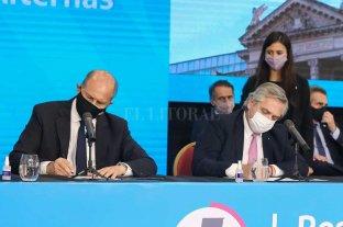 Cómo es el proyecto para ampliar un 75% la capacidad de la planta potabilizadora Nación comprometió el financiamiento