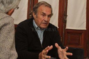 Reutemann evoluciona favorablemente y deja terapia intensiva  Internado en Rosario