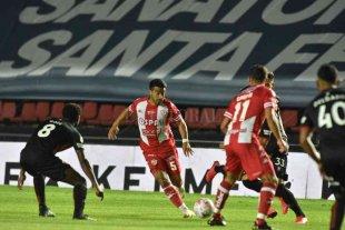 """Del """"Chaco"""" al Pipa, lo mejor de Unión se vio en el final Un primer tiempo trabado, un segundo tiempo más ambicioso"""