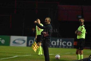 En Unión no hay dudas: Azconzábal continúa El Vasco tiene contrato hasta diciembre
