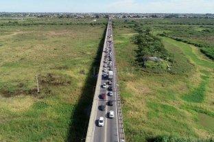 El Carretero absorbe el 90% del tránsito vehicular entre Santo Tomé y Santa Fe Mientras se espera el nuevo puente