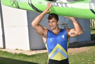 """¡El """"Tiburoncito"""" Rézola a los Juegos Olímpicos! Le ganó este domingo el mano a mano a Di Giácomo en Hungría"""