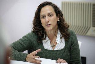"""Laura Mondino: """"El desafío es seguir el camino"""" Secretaria adjunta del Partido Socialista"""