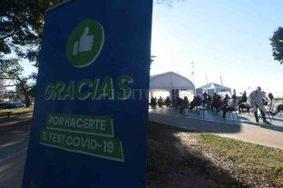 La ciudad de Santa Fe inició un testeo masivo con cuatro unidades territoriales Es sin turno previo