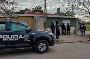 Múltiples allanamientos  en la ciudad de Santa Fe Procedimientos