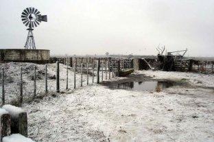 ¿Vuelve a nevar en Santa Fe? La opinión de un experto