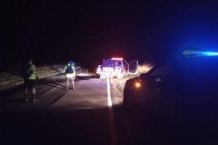 Accidente fatal en Toba: falleció un joven matrimonio En el departamento Vera, Santa Fe