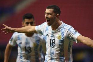 Argentina vence a Uruguay Copa América Brasil 2021