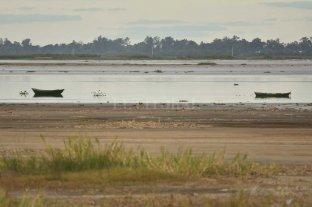 Otro descenso del Río Paraná: 31 cm en el puerto de Santa Fe Bajante histórica