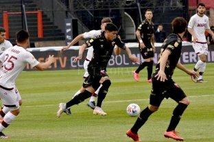 Colón y Lanús igualan en Santa Fe Liga Profesional